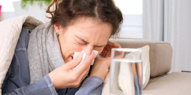 cara mengobati flu berat