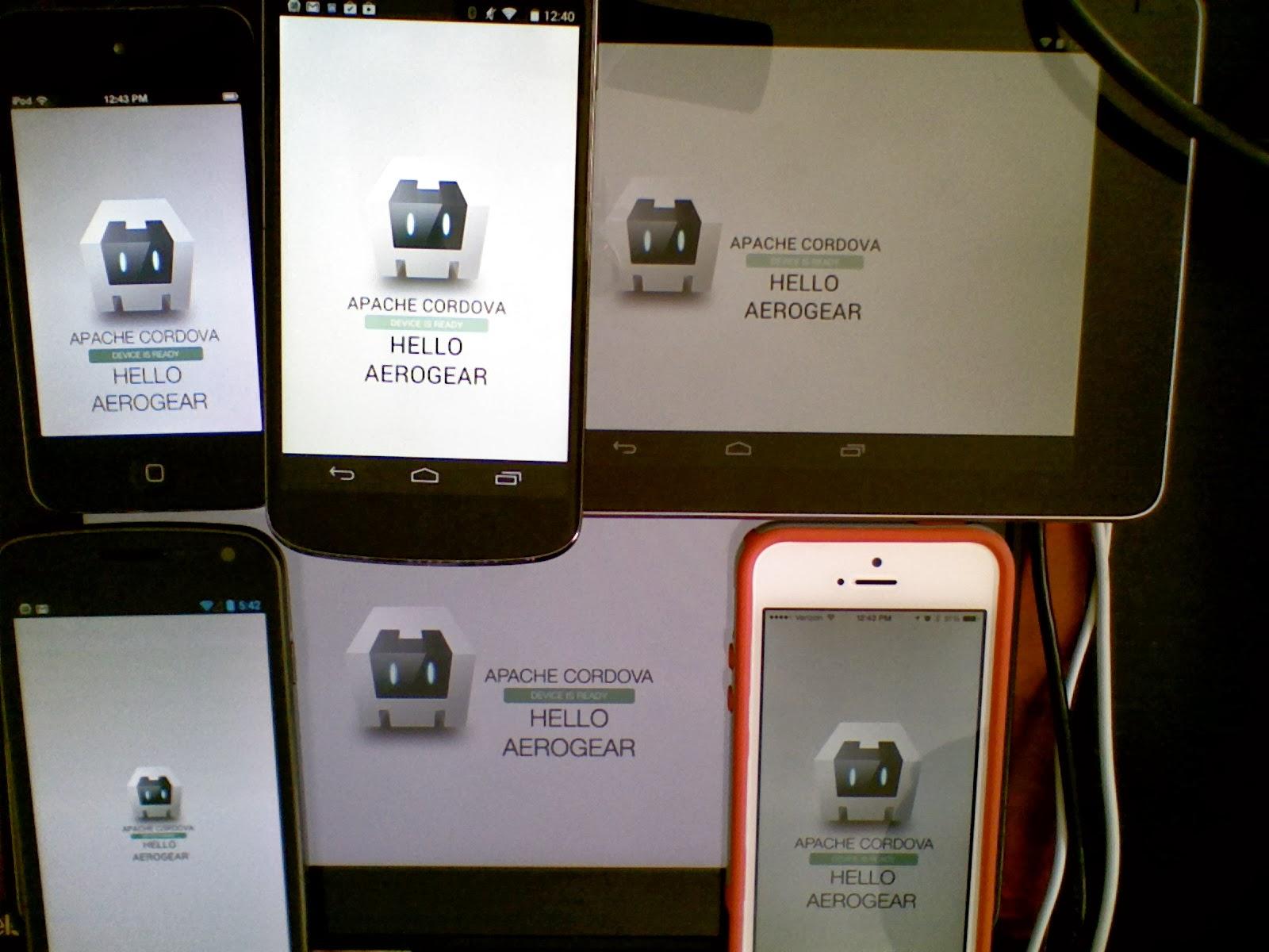 Burr Blog: iOS APNS & Android GCM Push with Apache Cordova