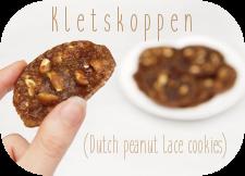 http://www.ablackbirdsepiphany.co.uk/2017/05/kletskoppen-peanut-lace-cookies.html