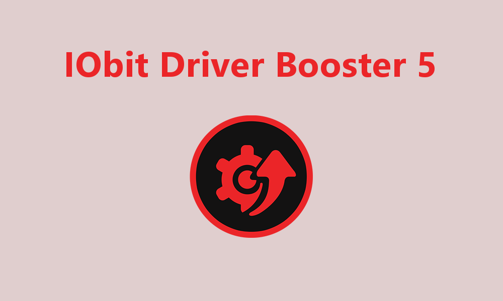 IObit Driver Booster 5