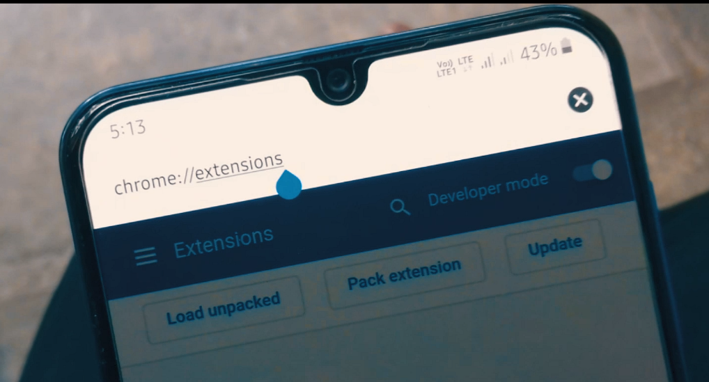 HOW TO INSTALL GOOGLE Chrome Extensions IN ANDROID - Techno Drollness