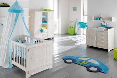 100 Desain Lucu Interior Kamar Bayi Masa Kini