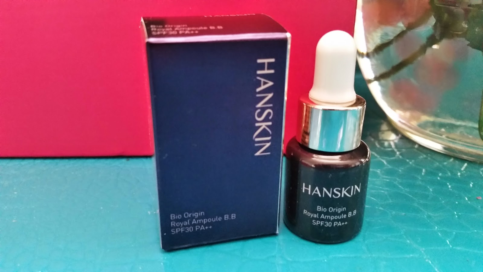 Hanskin Bio Origin Royal Ampoule BB SPF 30 PA++