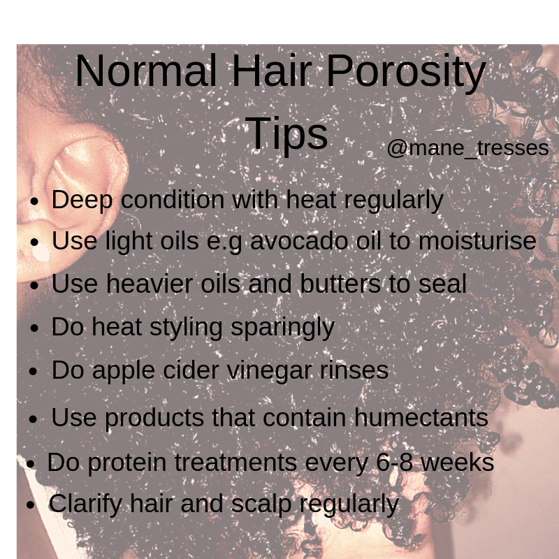Accurate Hair Porosity Test