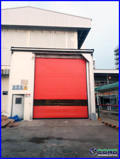 COAD, HIGH SPEED DOOR, RAPID DOOR, ROLLING DOOR, ROLLING SHUTTER, ROLLING UP DOOR, ROLLING UP SHUTTER, SHUTTER DOOR, KOREA, JAPAN, MALAYSIA, INDONESIA, THAILAND, VIETNAM,