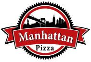 Logo of Manhattan Pizza, food franchise in India
