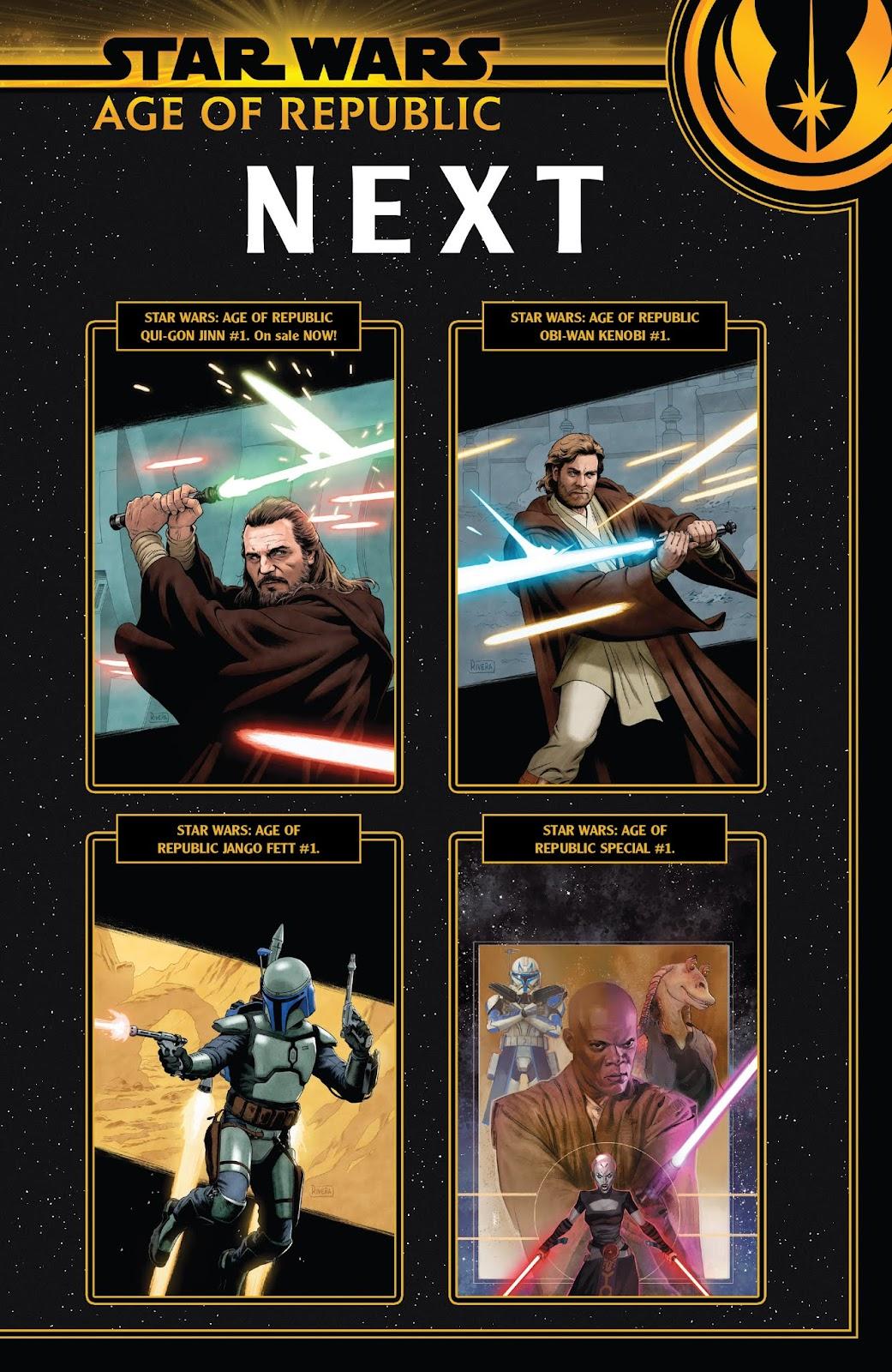 Read online Star Wars: Age of Republic - Darth Maul comic -  Issue # Full - 24