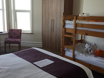 Esplanade Hotel Review