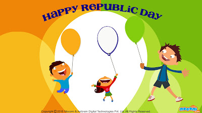 Happy Republic Day 2017 Images Pictures HD Wallpapers for Students