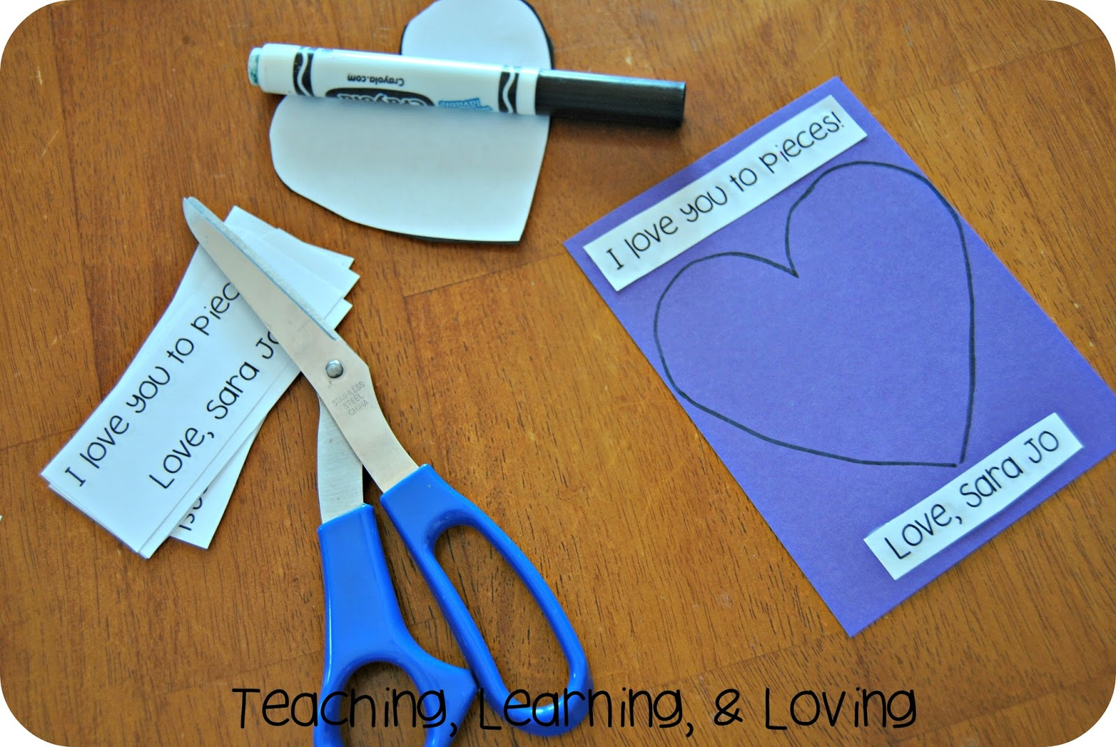 Teaching Learning Amp Loving I Love You To Pieces