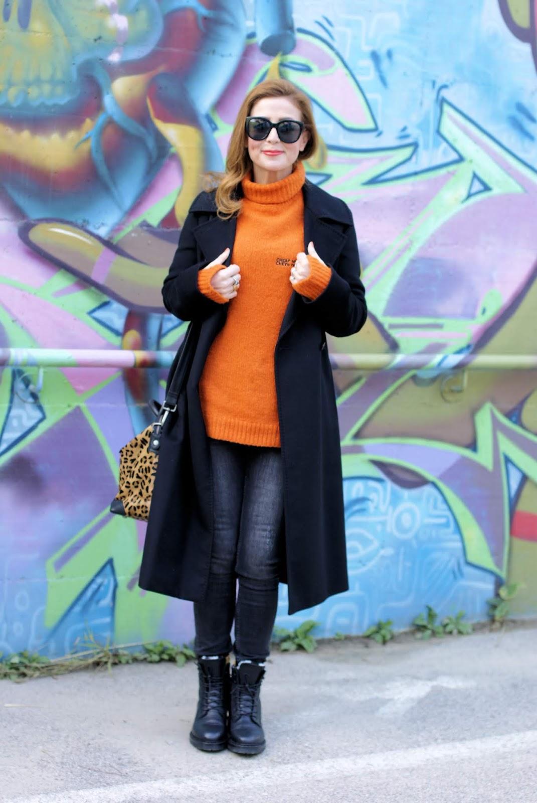 Max Mara coat Barracuda combats on Fashion and Cookies fashion blog, fashion blogger style