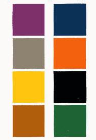 significado de los colores en psicologia laboral