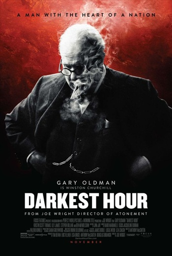 Darkest Hour 2017 English DVDScr 800MB