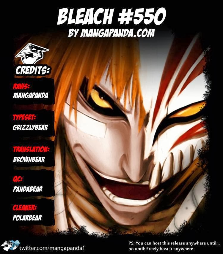 Bleach chapter 550 trang 21