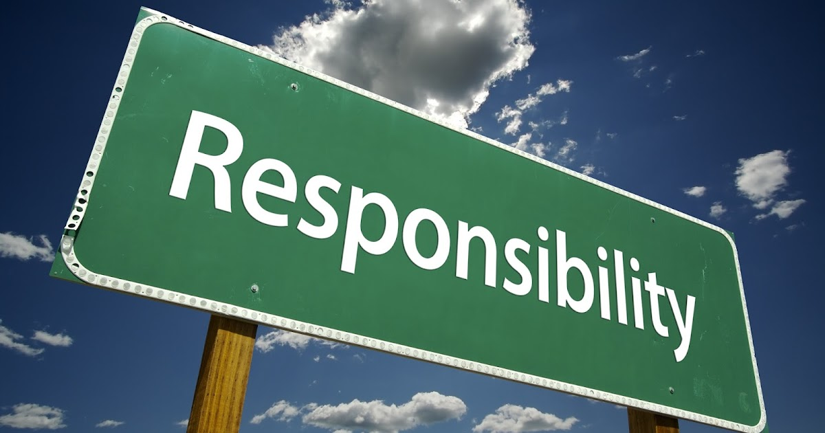 Responsibility: Follow-Through