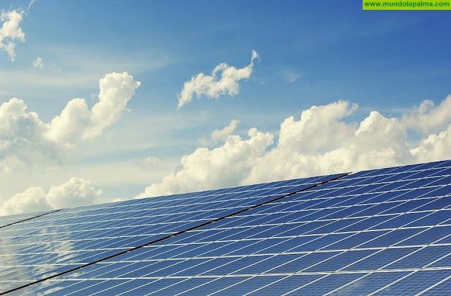 El Cabildo destina 300.000 euros para instalaciones de energía fotovoltaica para el autoconsumo en viviendas