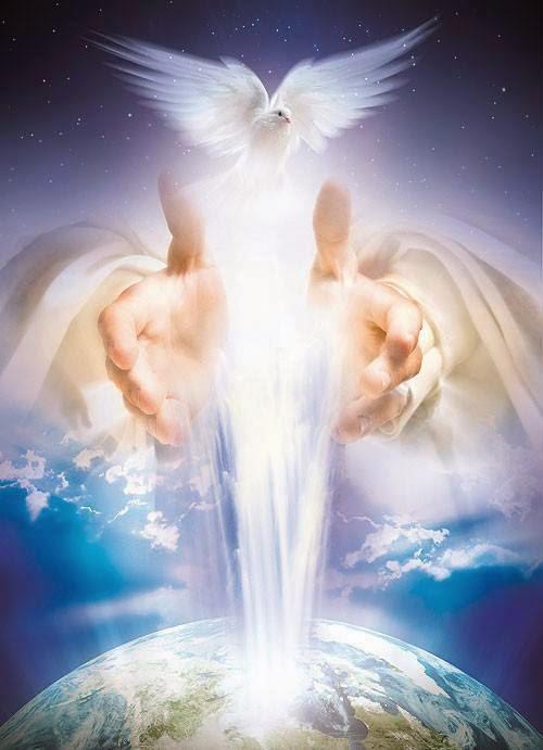 Üzenet a Teremtőtől a MAGyaroknak: Szeretettel És Fénnyel Árasszátok El A Hont (2014.márc.15.)