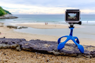Seputar Action Camera Serta Manfaat Menggunakan Tripod