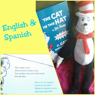 cat in the hat collage