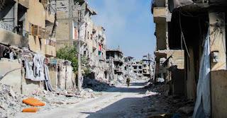 Raqqa a vécu le destin de Dresde
