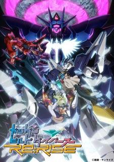 الحلقة  8  من انمي Gundam Build Divers Re:Rise 2nd Season مترجم بعدة جودات
