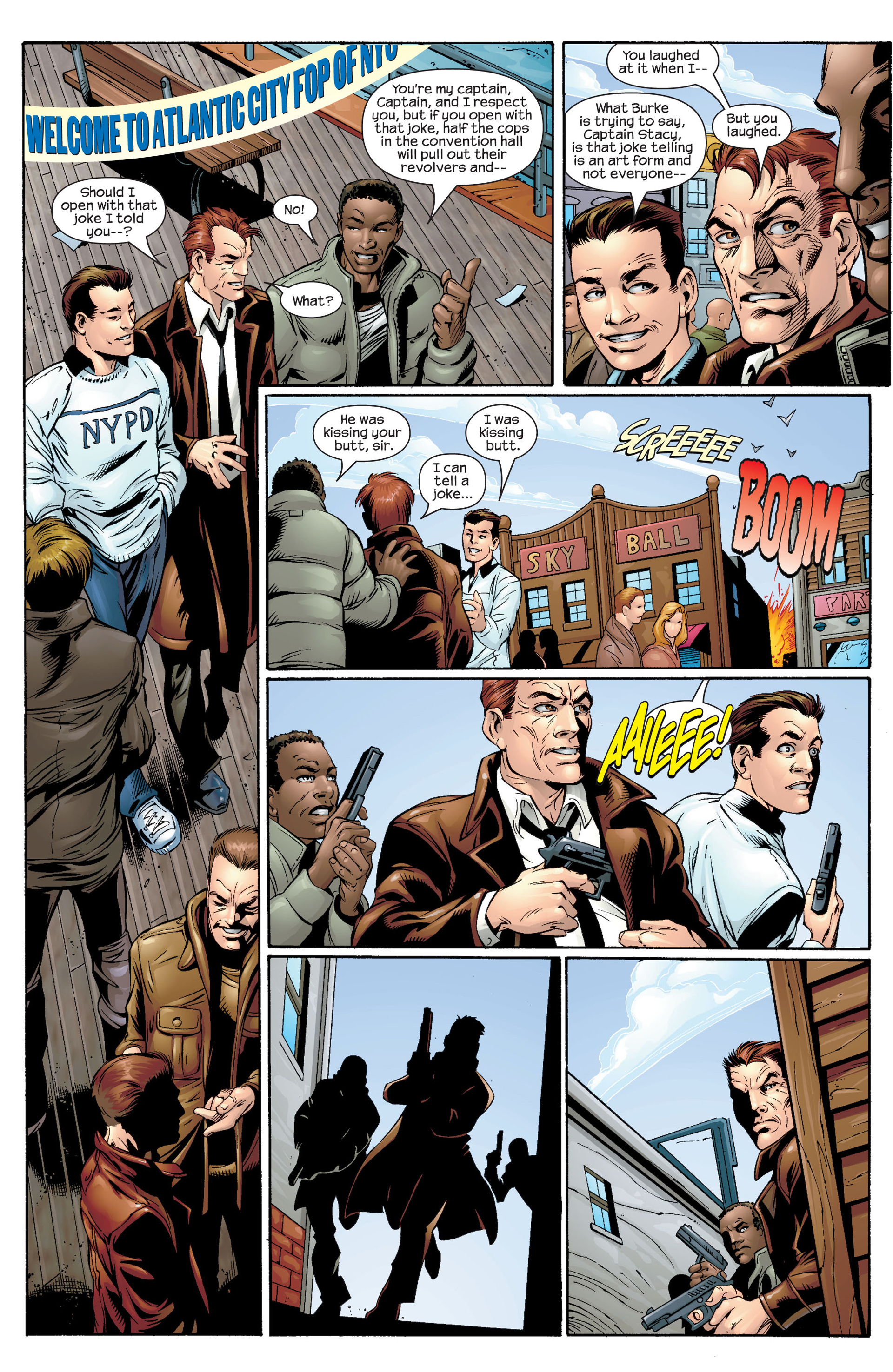 Ultimate Spider-Man (2000) 31 Page 2