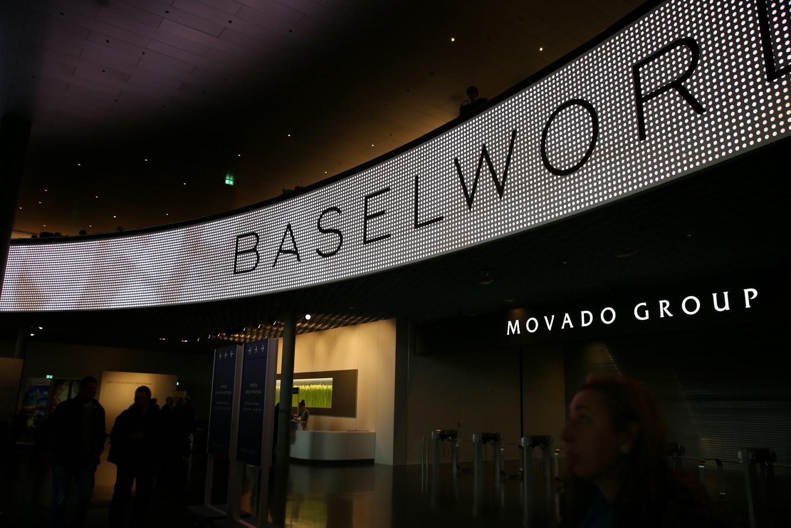 Ya estamos en Basilea 2015