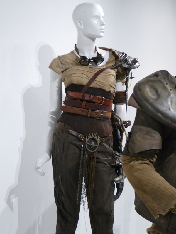 Charlize Theron Imperator Furiosa costume Mad Max Fury Road