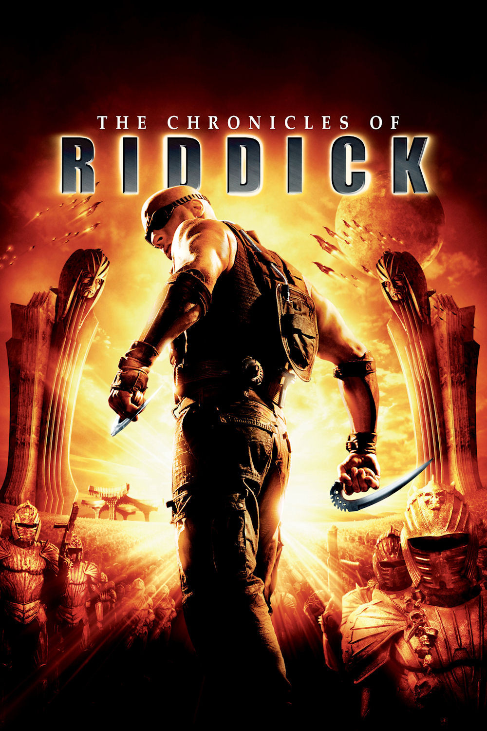 The Chronicles of Riddick 2004 BluRay 720p Dual Audio Hindi Eng