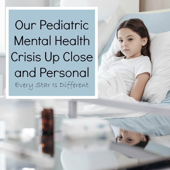 Our Pediatric Mental Health Crisis