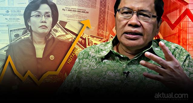 Rizal Ramli Ungkapkan Pemikiran Paling Gila Sri Mulyani