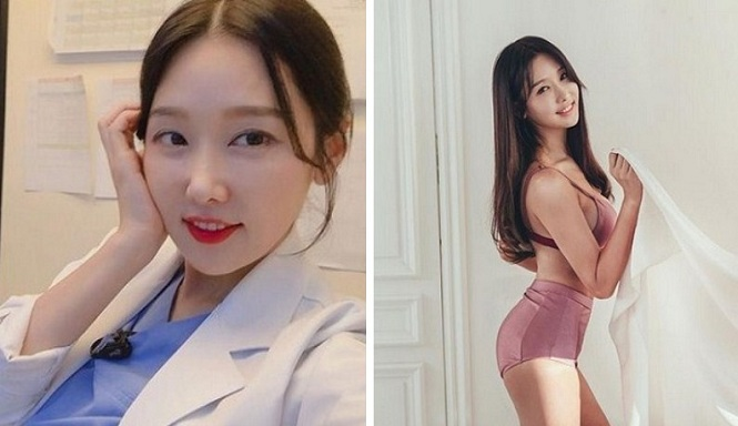 Lee Sujin, Dokter Cantik Yang Sebenarnya Usianya Sudah 50 Tahun Tapi Awet Muda