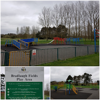 Parks and Playgrounds in Northamptonshire - Bradlaugh Fields