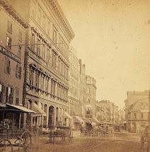 Vintage Of Providence Rhode Island Ca.1860-1880