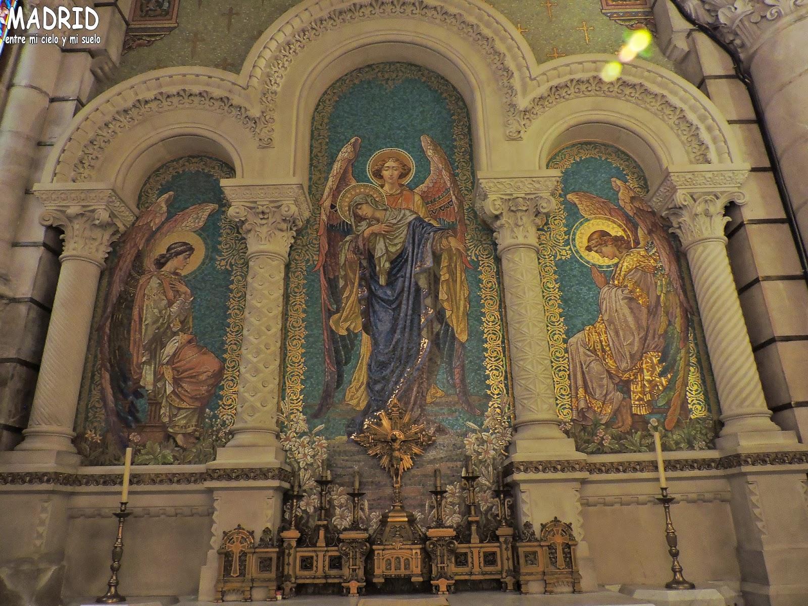 Madrid, entre mi cielo y mi suelo: Descubriendo la Cripta de