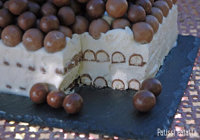 recette de finger çake, gâteau frigo, finger cake, gâteau malteser, gâteau kitkat balls, gâteau régressif, gâteau sans cuisson, gâteau frais, gâteau fromage blanc, gâteau anniversaire pour enfants,