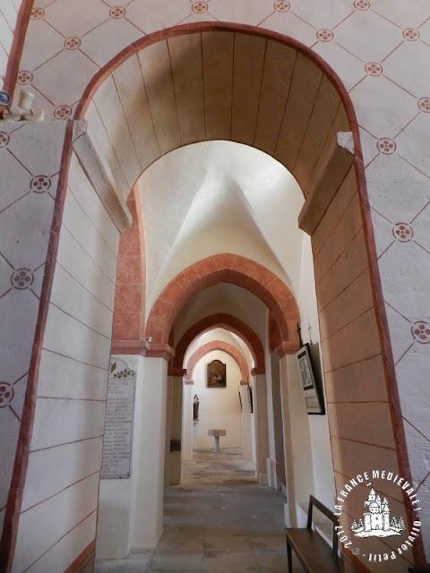 UCHIZY (71) - Eglise romane Saint-Pierre