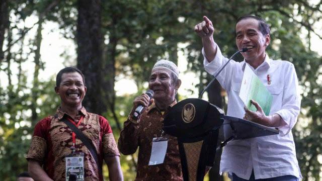 Jokowi Sindir Banyak Kompor Bikin Panas, PKS: Sumbernya Pemerintah