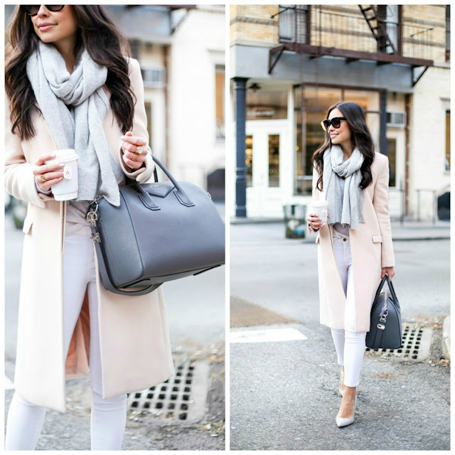 With Love From Kat: Winter Pastels