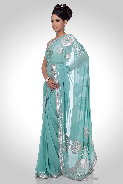 In Saree Tamanna In Himmatwala: Actress Saree Photos