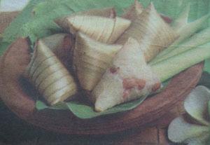 Lepet Kacang Merah