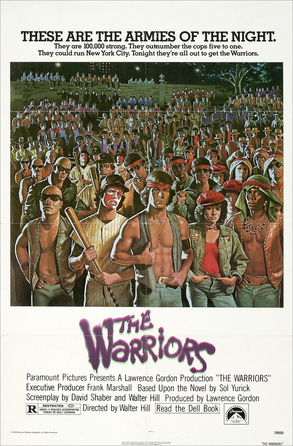 The Warriors - Los amos de la noche