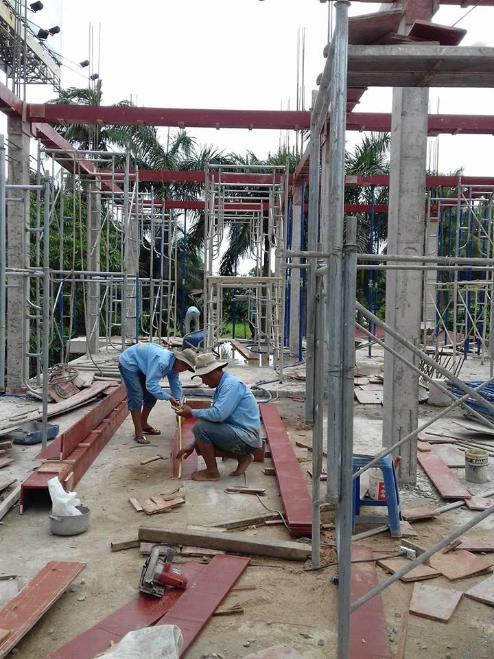 Thiết kế và xây nhà trọn gói Mr Hiệp