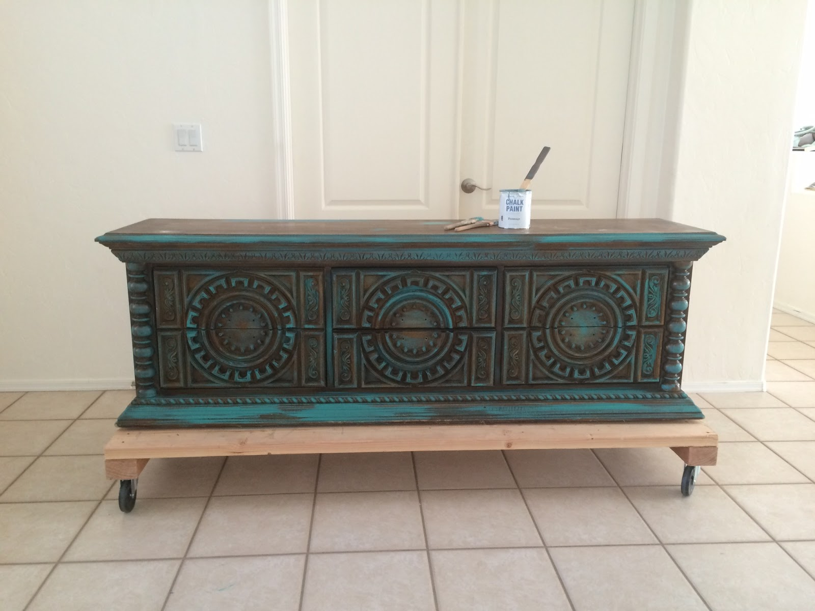Chalk Paint, Florence, Provence, Annie Sloan, Ascp, Refinished Furniture,  Painted