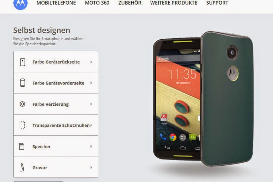motorola moto x smartphone myberlinfashion