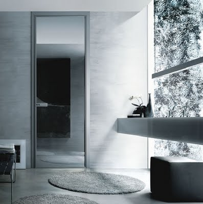 Luxury and modern glass doors design home improvement - Contemporary glass doors interior ...