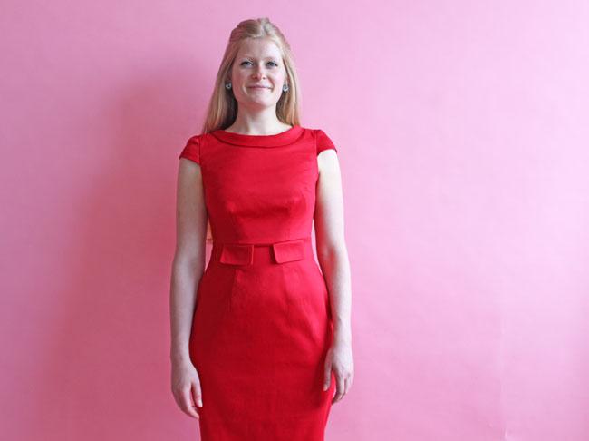 Sew Your Own Etta Dress!