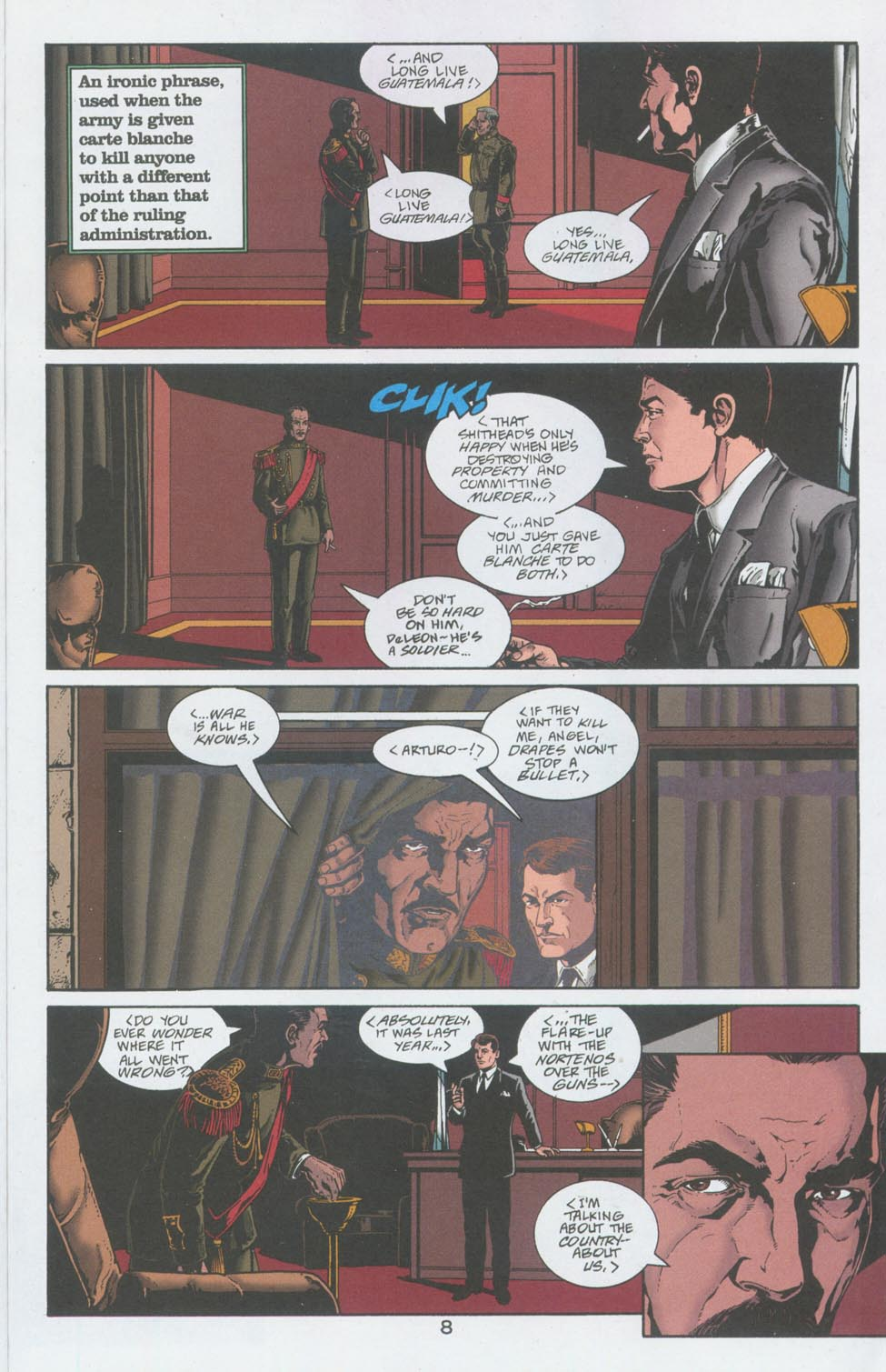 Read online American Century comic -  Issue #3 - 9