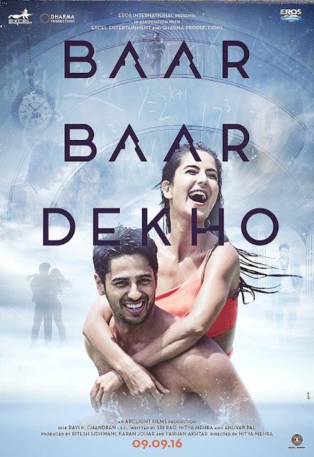 Baar Baar Dekho (2016) ταινιες online seires xrysoi greek subs
