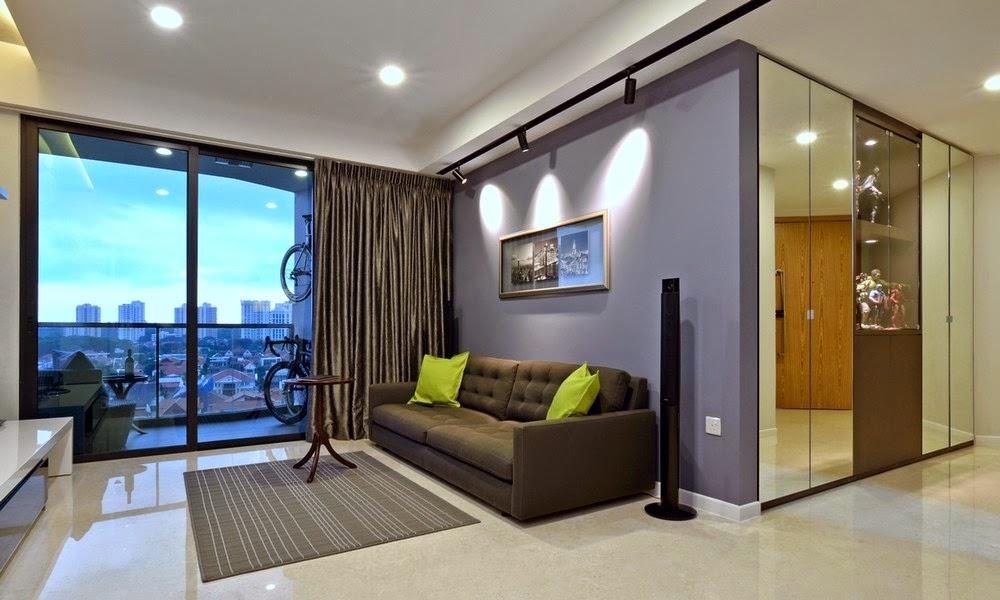 Um Apartamento Simples e Chique  Design Innova